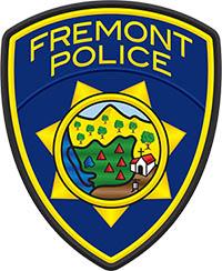 The Fremont Police logo